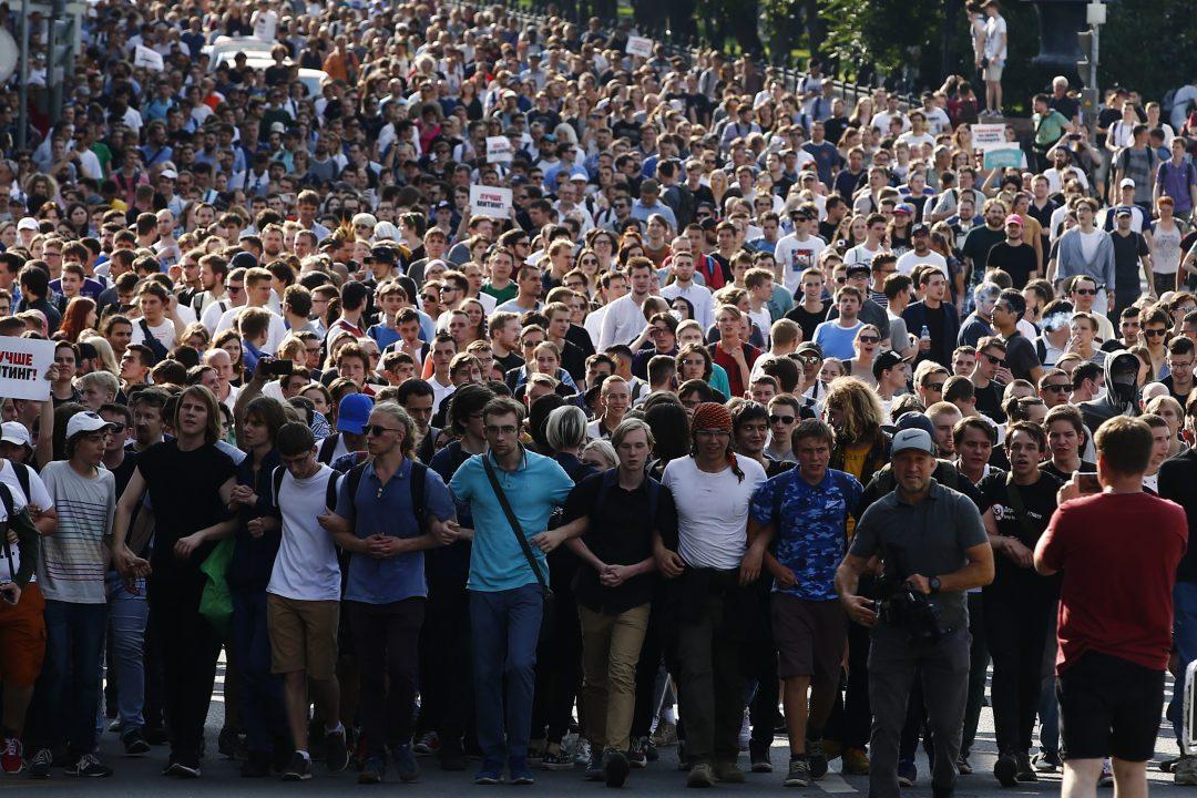 Rusya'daki protestoların Putin için anlamı ne?