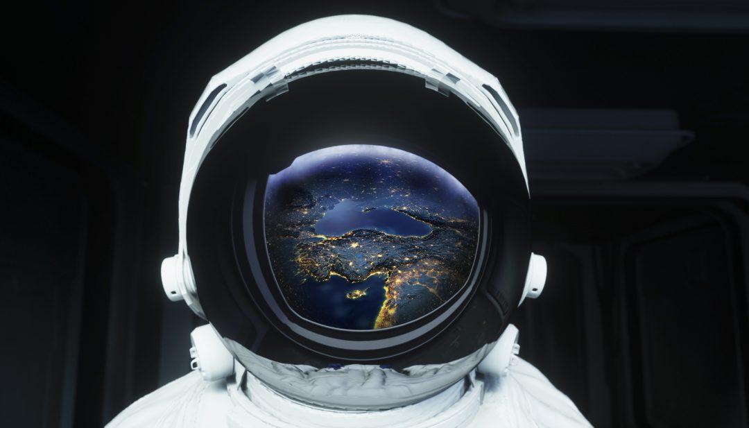 İstikbal uzaydadır