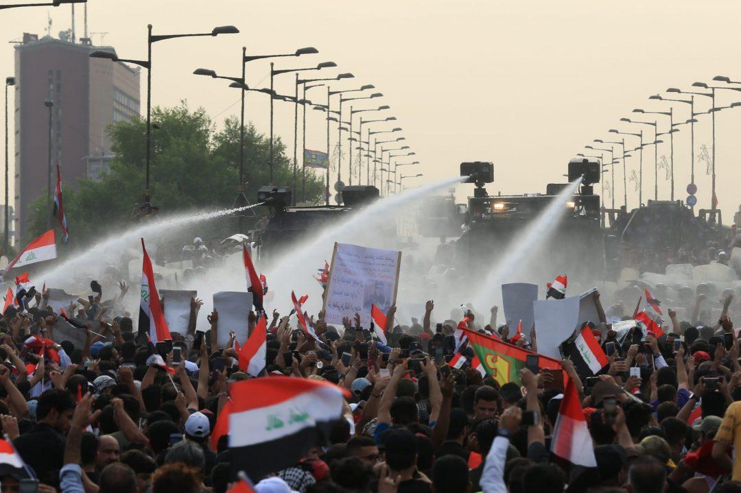 Fakirlerin intifadasına sahne olan Bağdat'tan mektup var