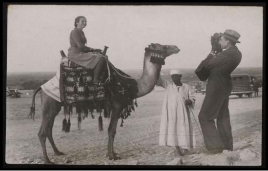 İmparatorluk turizmi Ortadoğu'da nasıl başladı?