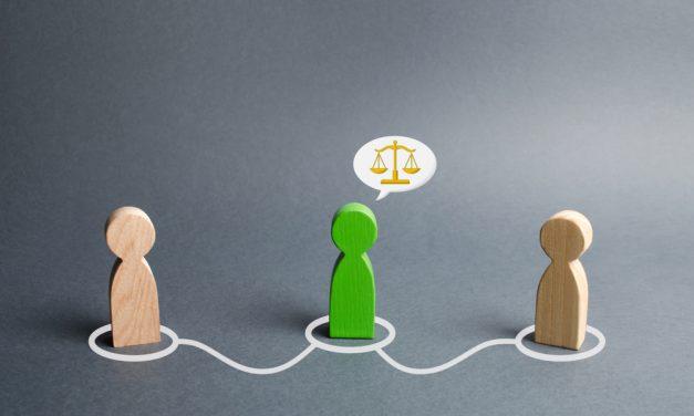 Adaletin onaran yüzü