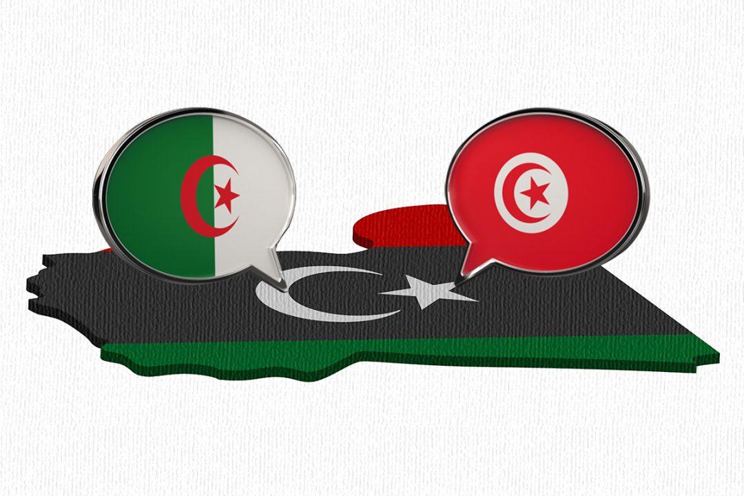 Cezayir ve Tunus'un Libya çelişkisi