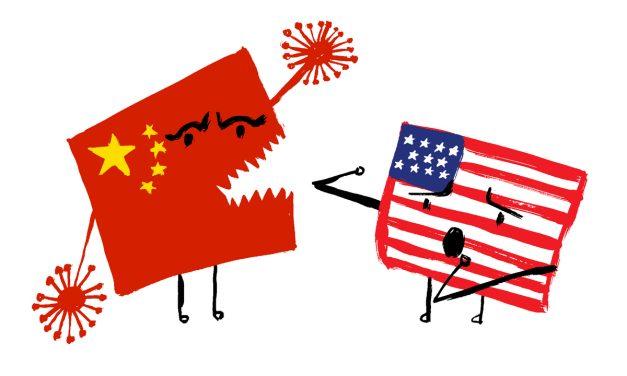 Çin'de bir virüs kanat çırpınca, ABD'de sistem değişir