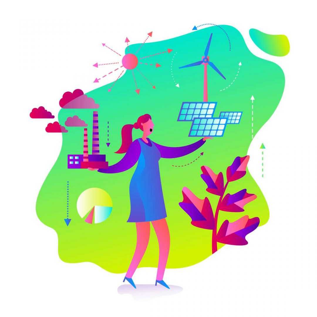 Kadınlar yeşil enerjinin neresinde?