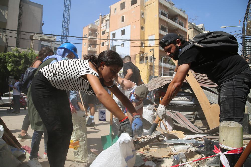 Beyrut nasıl toparlanmalı?
