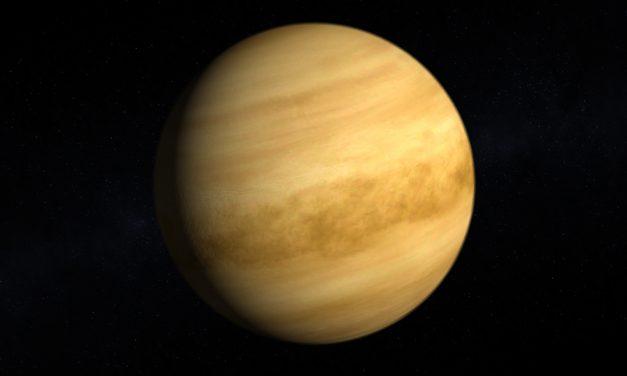 Venüs bulutlarında hayat mı var?