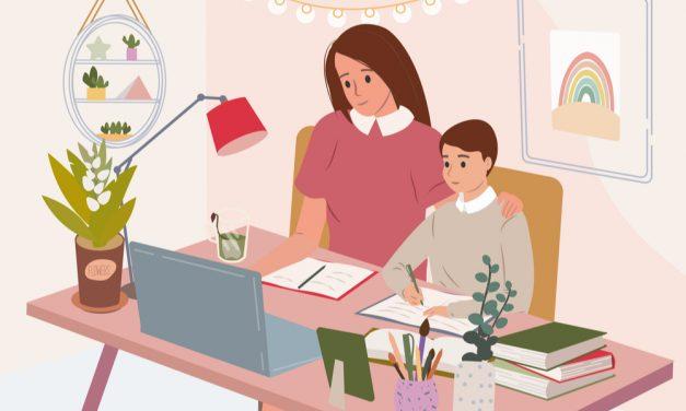 Çevrimiçi velilik ve annelerin mükemmel olma çabası