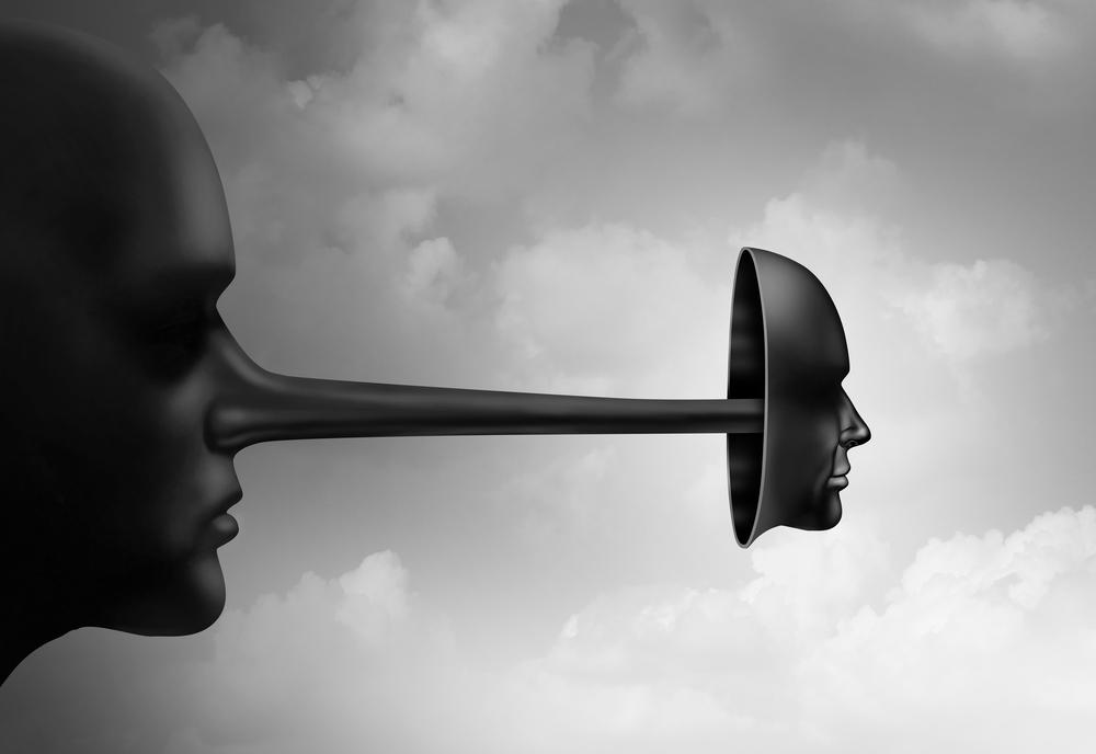 Yalan söylemek ifade özgürlüğüne girer mi?
